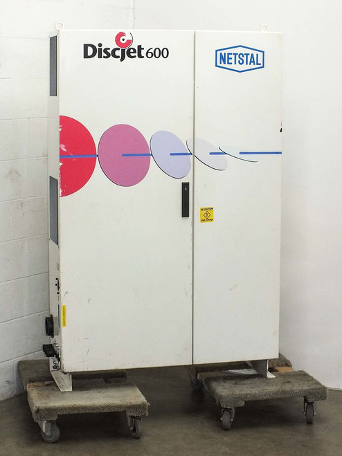Netstal Chassis Cabinet Enclosure  Discjet 600