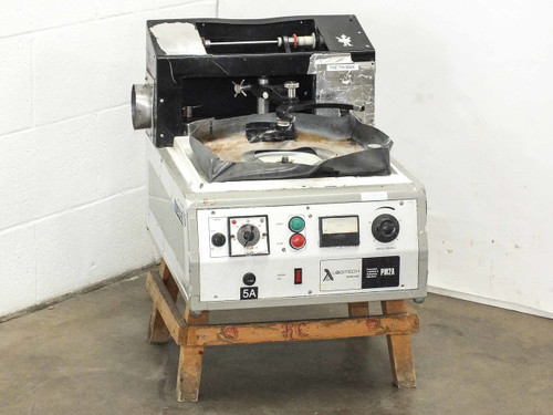 Logitech PM2A Precision Lapping and Polishing Machine with Autofeed