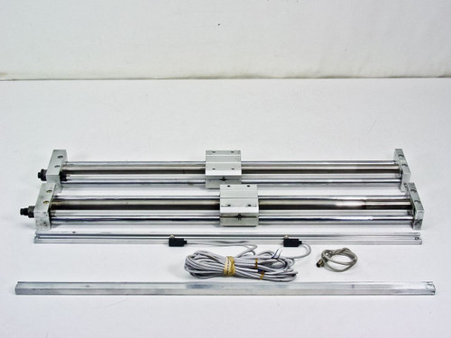 SMC NCY2S15H-2000B  Air Actuated Slide Assembly w/ Encoder