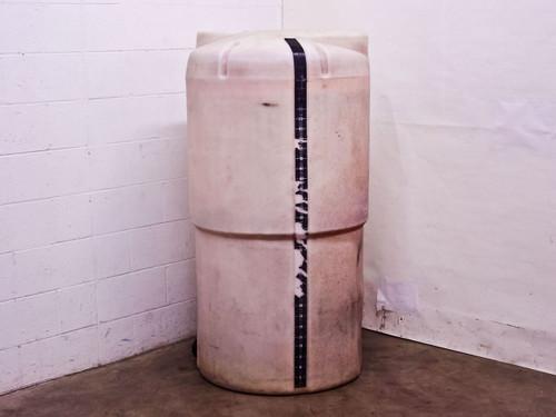 Plastic 160 Gallon  Liquid Water Storage Tank