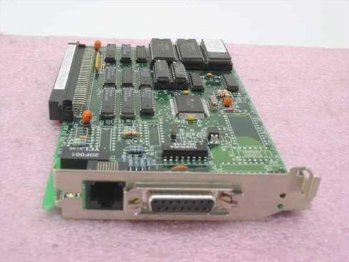 Asante Mac Ethernet Card (ST-NIC-VF) (MC3NB)