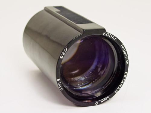 """Kodak 5"""" f/2.8  Projection Ektanar Lens"""