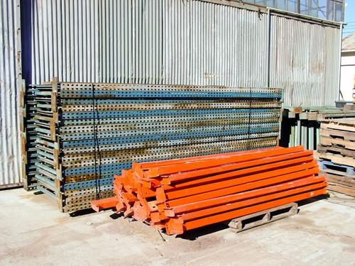 Industrial Standard  Pallet Rack Section