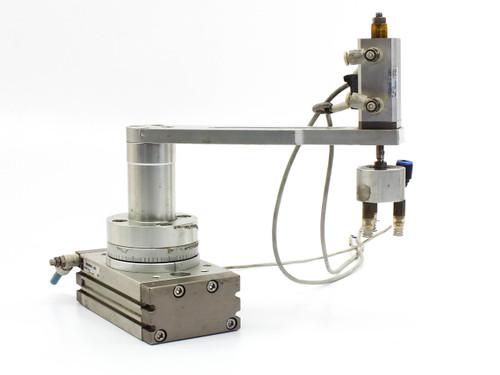 SMC MSQB30R-A93 Pneumatic Rotary Actuator 190