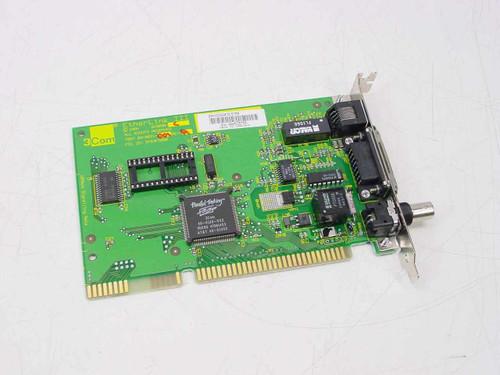 3Com Etherlink III ISA Combo Network Card with BNC (3C509B-C)