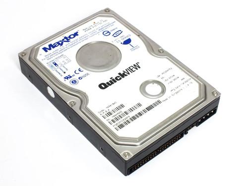 """Maxtor MaxLine Plus II 250GB 3.5"""" IDE Hard Drive (6L250R0)"""