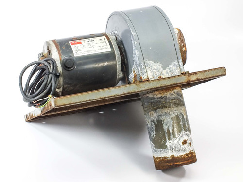 Dayton 5K280C Split Phase Motor with Ventilating Exhaust Unit