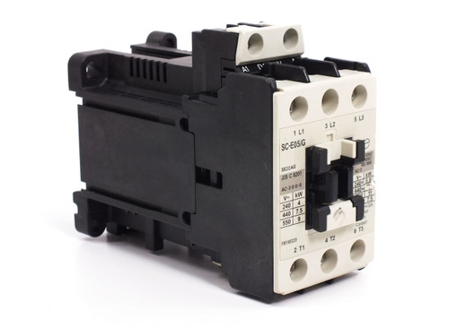 Fuji Electric FA CONTACTOR SC-E05/G