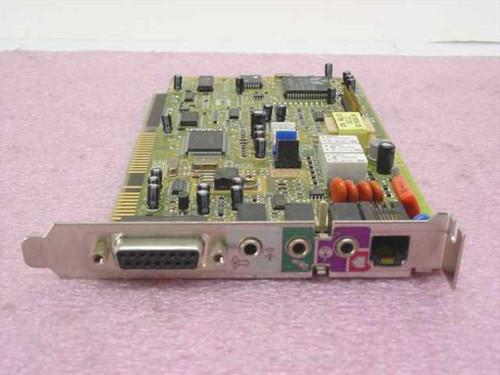 Aztech 16 bit ISA Sound Card/Modem (138-MMSN855)