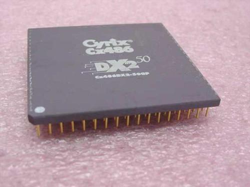 Cyrix 486 Processor 50Mhz Cx486DX2-500P