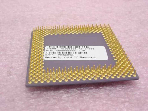 AMD K6 333 Mhz Processor (K6-2/333AFR)
