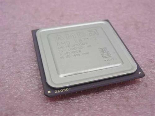 AMD K6-2 300MHz/66/32/2.2V (K6-2/300AFR)
