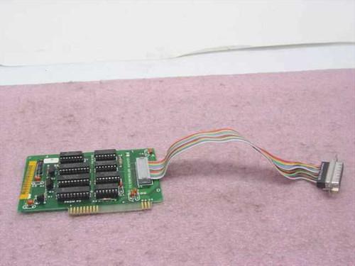 Apple IIe 5.25 Drive Controller Card (655-0101)