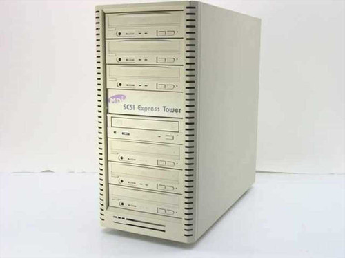 Micro Design International, Inc SCSI Express 7 CD ROM Drive Tower T series