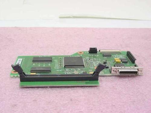 HP Formatter Board/Logic Board (C4146-60001)