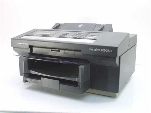 Panasonic PX-350 Panafax - As Is / For Parts