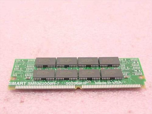HP 8MB LaserJet 4V/4MV Memory 70ns - SM5322000H-7 (C3133)