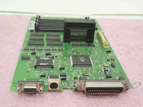 hp LaserJet 5 Printer Formatter (Main Logic) Board C3919-6001D