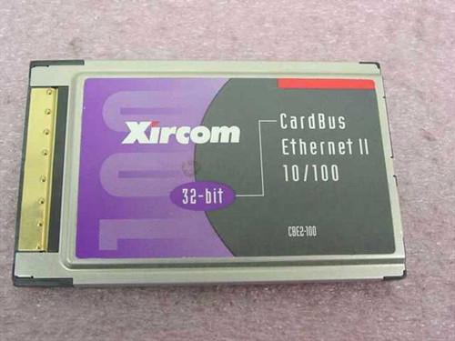 Xircom CardBus Ethernet II 10/100 - No Dongle (CBE2-100)