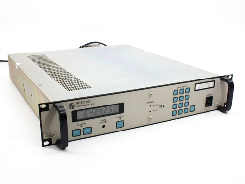 Miteq U-9353 C-Band Upconverter 5.845-6.425 GHz