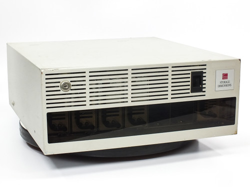 Storage Dimensions 3205872-006 7-Bay SCSI Hard Drive Enclosure with 5 Caddies