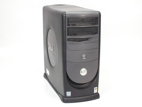 Dell Dimension 4400 Desktop PC P4 1.7GHz 74Gb HDD 512MB RAM DVD-COM CD-RW