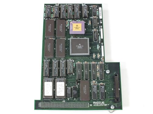 Radius 820-5030-D SE Accelerator Card for Macintosh SE 630-0032-E