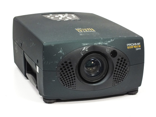 Proxima DP5900 Desktop LCD Projector 832x624 4:3 SVGA 700 Lumens VGA & RCA
