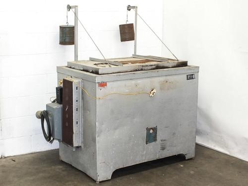 """Fire Master Kilns Electric Kiln Oven 7.5 CU FT - 33.5"""" x 18"""" x 22"""" Tall (H127)"""
