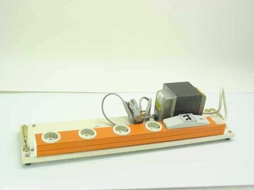 Knurrag Power Supply Orange
