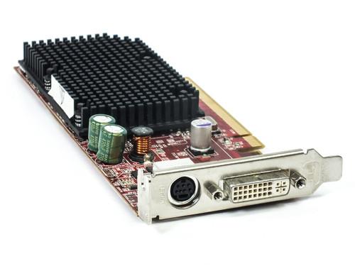 Dell DR280 ATI Radeon 256MB DVI S-Video PCIe Video Card Low Profile 102-A771