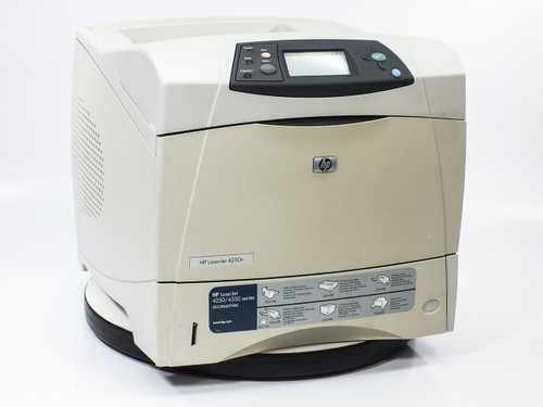 HP Q5401A LaserJet 4250n Printer Monochrome 43PPM with Embedded Ethernet