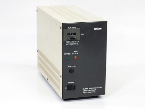 Nikon HB-10103AF Super High Pressure Mercury Lamp Power Supply