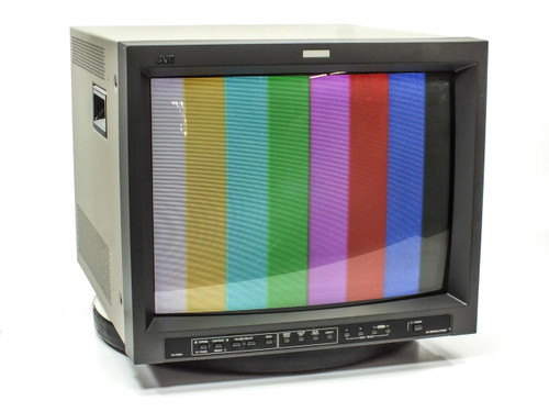 "JVC TM-H1950CG 19"" Color Video Studio Monitor"
