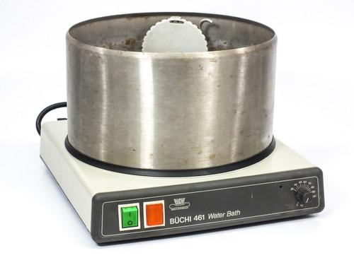 Buchi B-461 Heated Water Bath 0-100C Stainless Steel 8.8L - RotoVapor
