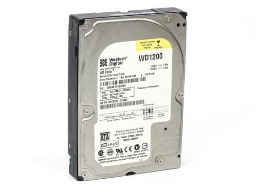 """Western Digital WD1200JD-00GBB0 120GB 3.5"""" SATA WD Caviar Internal Hard Drive"""