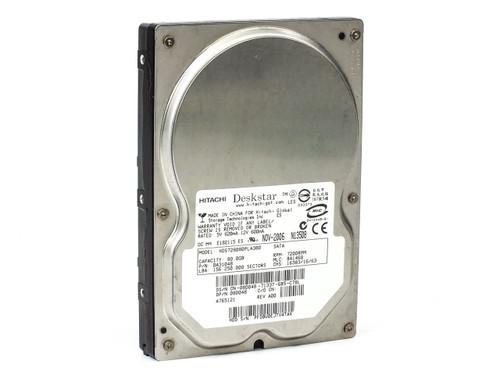 "Dell 80.0GB 3.5"" SATA Internal Hard Drive - Hitachi Deskstar 0A31048 (8D048)"