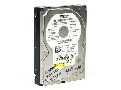 """Dell 160.0GB 3.5"""" SATA Internal Hard Drive - WD1600YS (TY973)"""