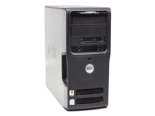 Dell Dimension E310 Desktop PC Intel Pentium 4 3.06GHz 80GB SATA HDD 1GB RAM