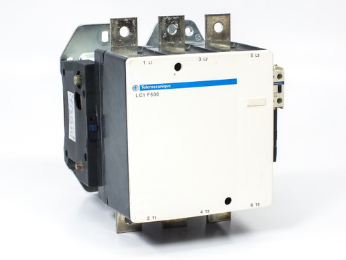 Schneider Electric LC1F500 Heavy Duty 3-Pole Contactor 1kV 700A 335kW