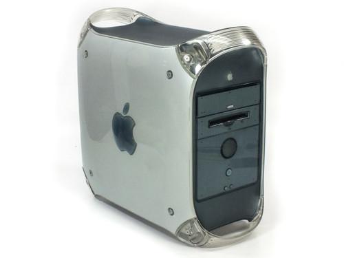 Apple M5183 Power Mac G4 1.4GHz 896MB RAM 128GB HDD 128MB ATI Video 10.4 Tiger
