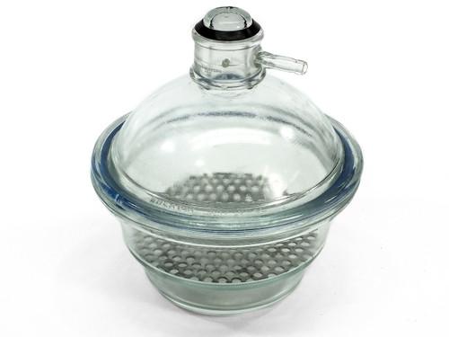 Wheaton 150MM Dry Seal Glass Vacuum Desiccator