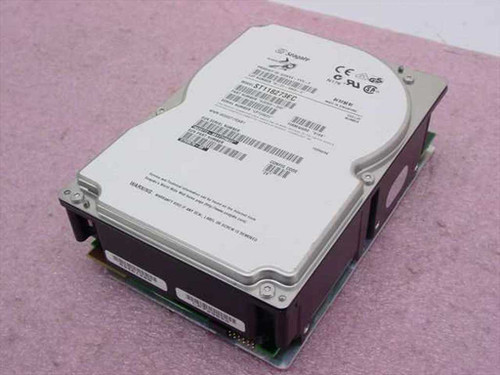 "Seagate 18.2GB 3.5"" Fibre Channel HH Hard Drive 50 Pin Min ST118273FC"