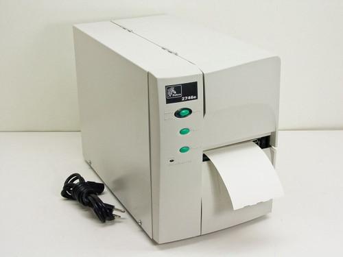Zebra 2746e Label Printer 274E-10411-0010 As Is for Parts