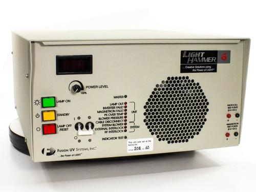 Fusion UV  LH6BPS Light Hammer 6 UV Power Supply 208 Volt 3 Phase
