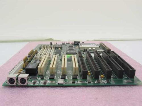 Triton 12209671 Socket 7 System Board 16-Bit ISA + PCI w/ 166MHz CPU Intel SY017