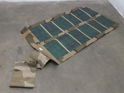 Global Solar 42 Watt 12V Foldable CIGS Military Grade Panel w/ETFE Desert Camo