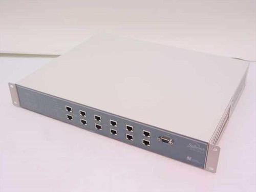 Network Peripherals NuSwitch FE-210 NP-SET-210