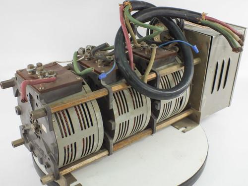 Powerstat Variable Autotransformer 136-1033 7607897-P3