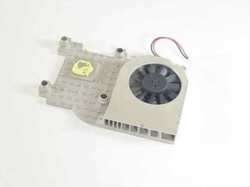 Gateway Solo 5300 Laptop Heatsink and Cooling Fan (8005428)
